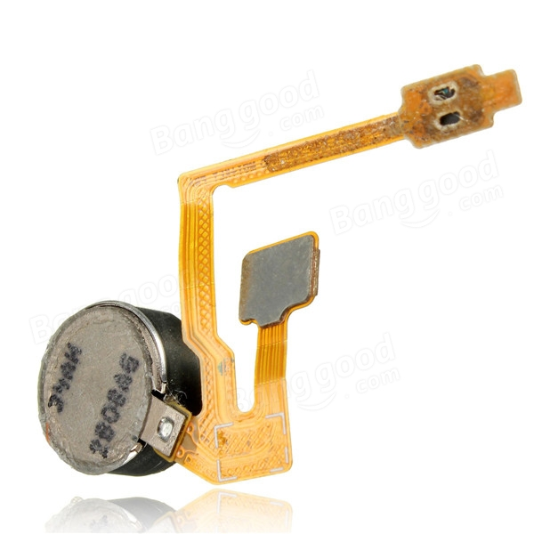 Power Button Vibrating Motor Flex For Samsung Note 2 SCH-I605 SPH-L900