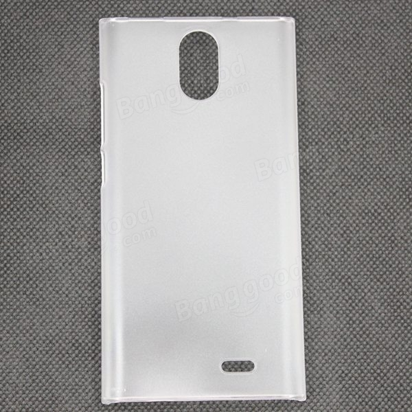 Clear Protective Hard Case Cover For CUBOT S308