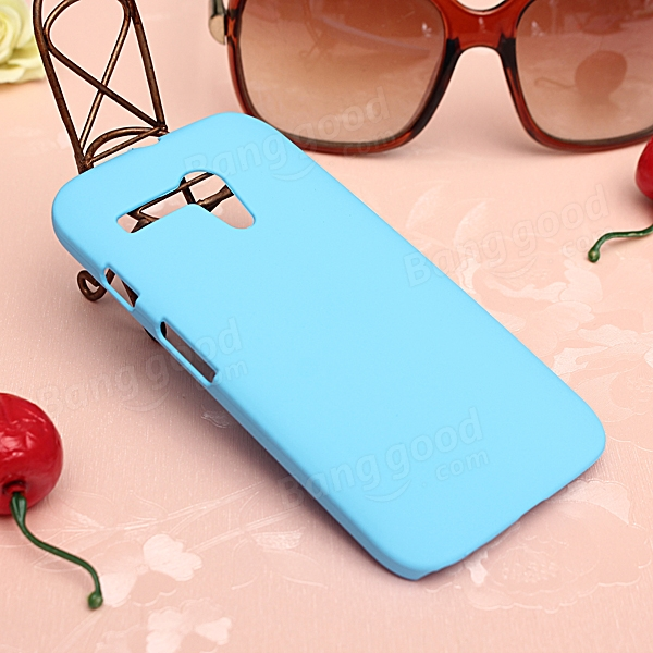 Durable Frosted Matte PC Hard Back Cover Case For Motorola Moto G