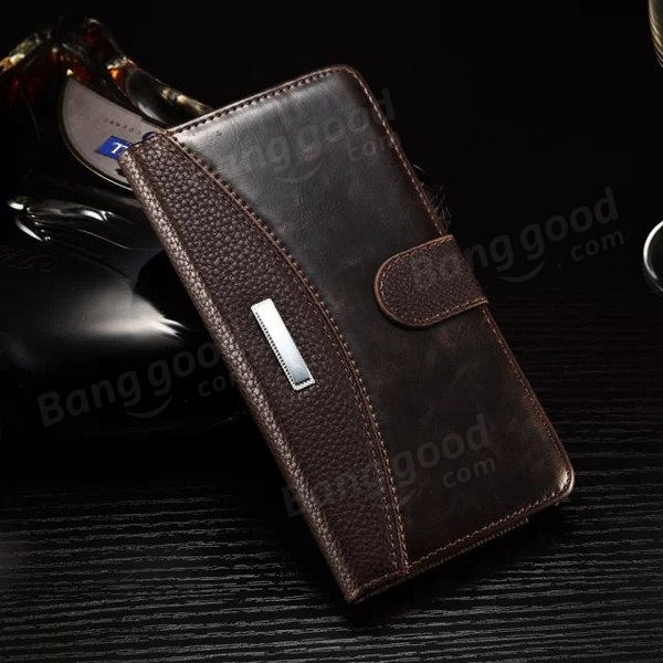 Flip PU Leather Case Cover For Samsung Galaxy NOTE4