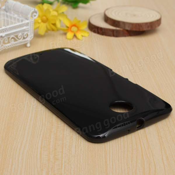 Matte TPU Soft Back Case For Motorola Google Nexus 6
