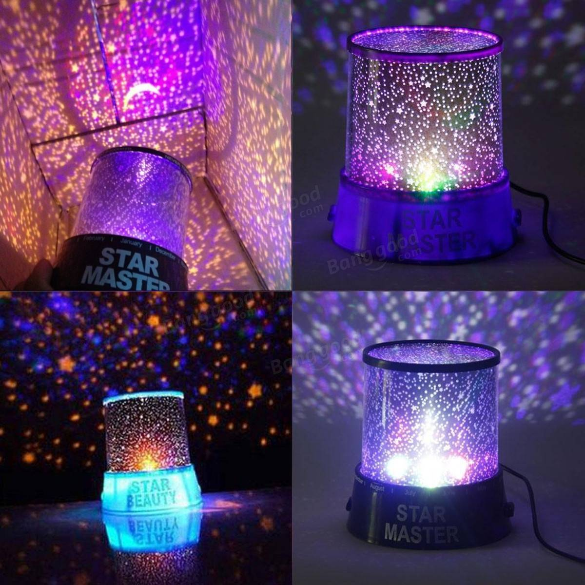 romantic led starry night sky projector lamp kids gift star light cosmos master romantic led. Black Bedroom Furniture Sets. Home Design Ideas