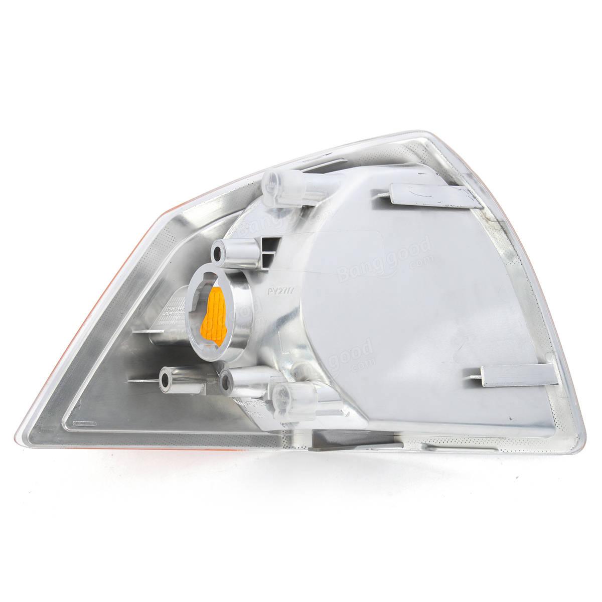 ジープコンパス用左サイドマーカーパーキングターンシグナルコーナーライト07-10