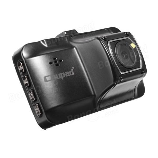 CHUPAD X7 Novatek 96223 3.0inch 車のDVR Camera HDMI Output Motion Detection Loop Record