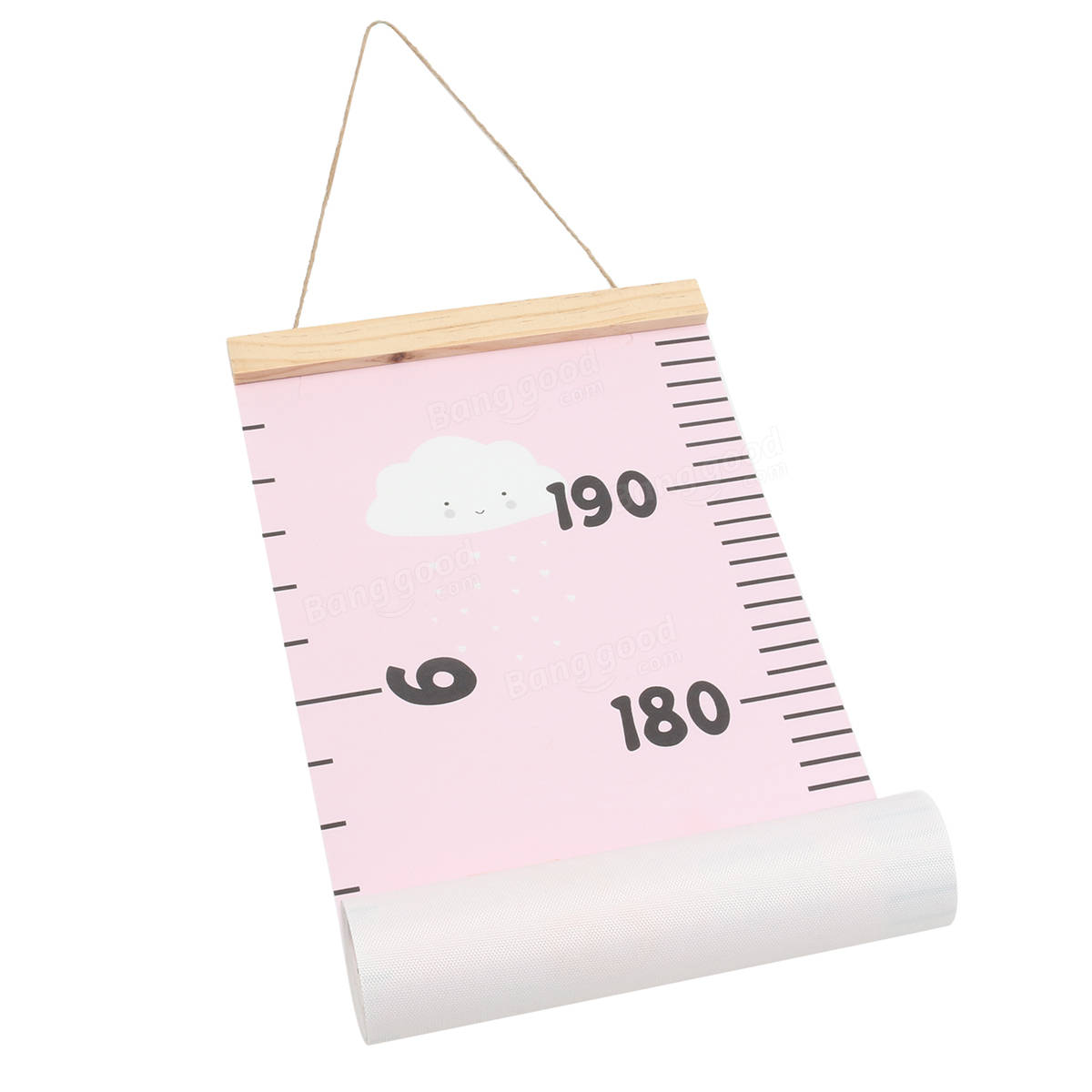 New wall hanging height measure ruler kids growth chart children wall hanging height measure ruler kids growth chart children room decoration geenschuldenfo Image collections