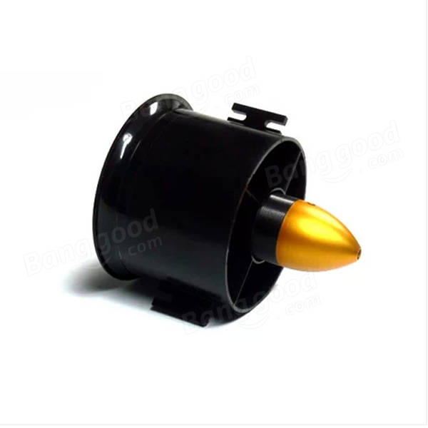 64mm Ducted Fan EDF Unit With 4500KV Brushless Outrunner Motor for RC Model