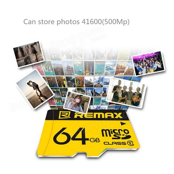 Image result for remax 64gb memory card