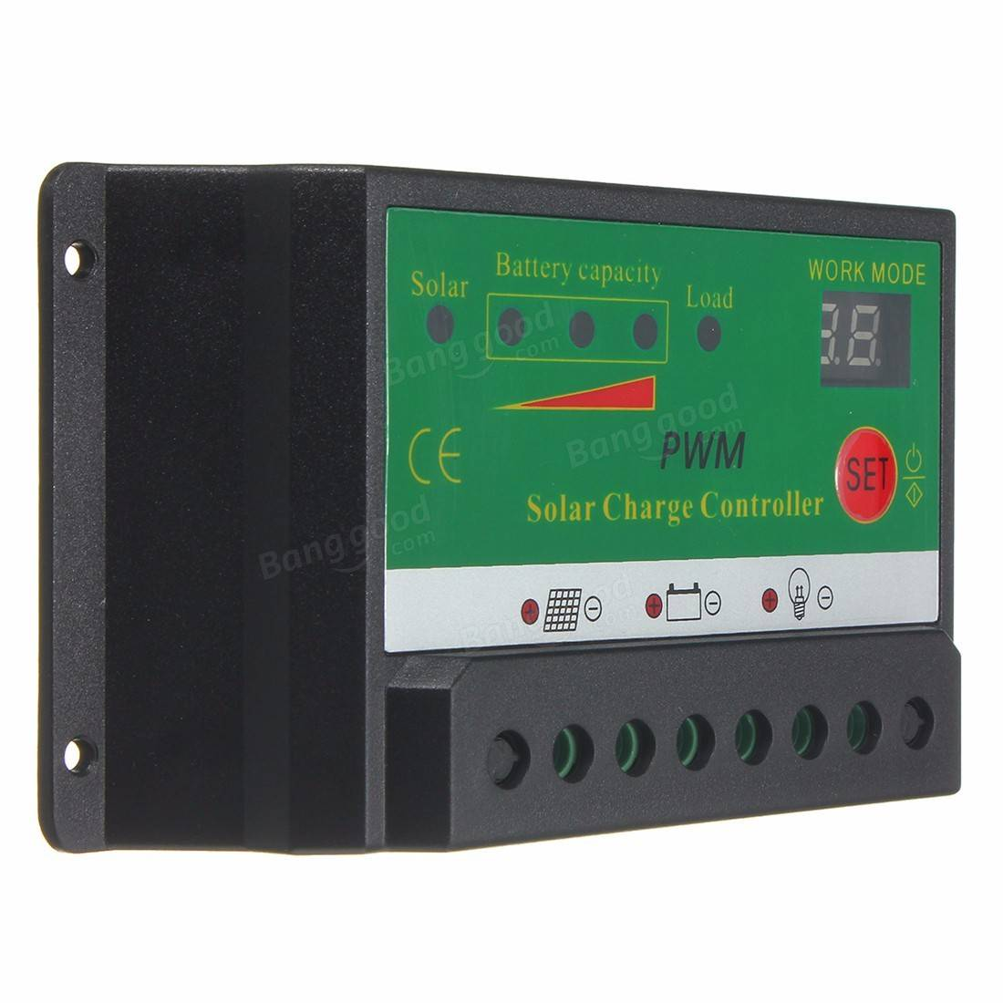 pwm solar charge controller user manual