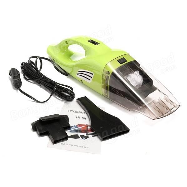 100W 12V Car Vacuum Cleaner Portable Handheld Dustbuster Wet Dry Dirt Cleaner