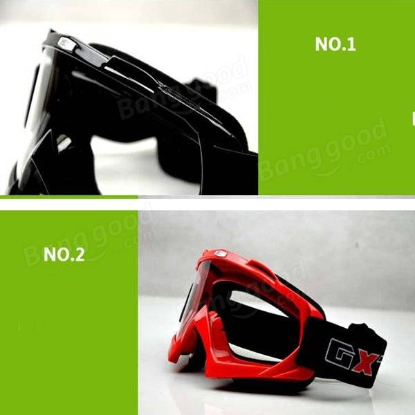 Off-road Motocross Racing Skiing Goggles Protective Glasses For GXT 980