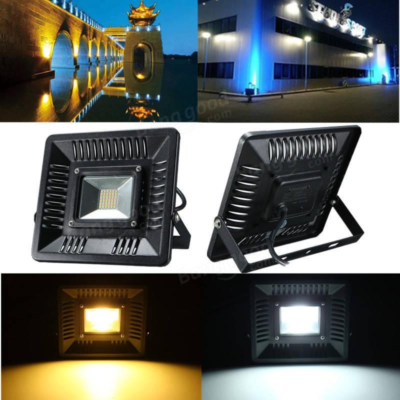 30w waterproof outdoor led ultrathin flood spot light for Landscape lighting packages