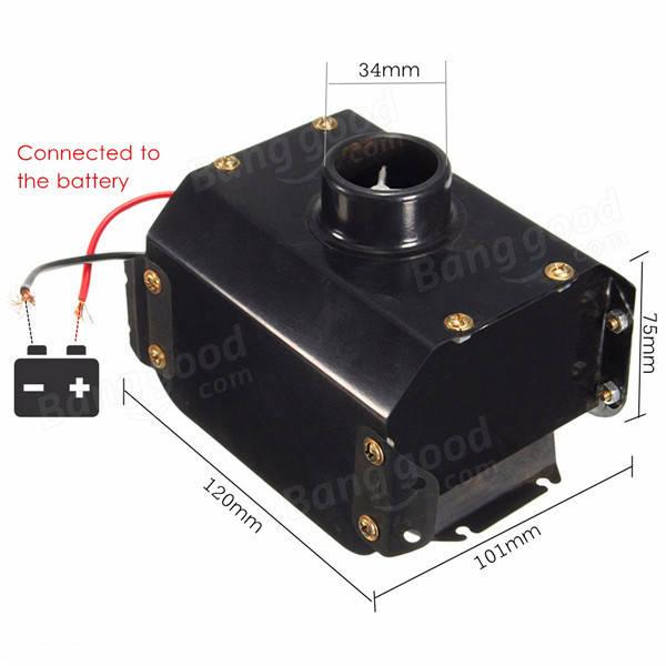 12v 300w portable car heater fan heating vehicle ceramic mist defroster demister sale. Black Bedroom Furniture Sets. Home Design Ideas