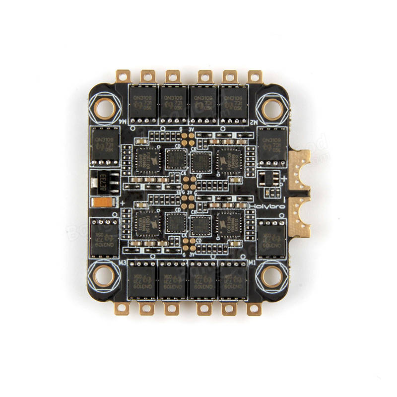 Holybro TekkoS 4 in 1 30A BLHeli_S ESC 3-6S Built-in Current Sensor For RC Drone FPV Racing