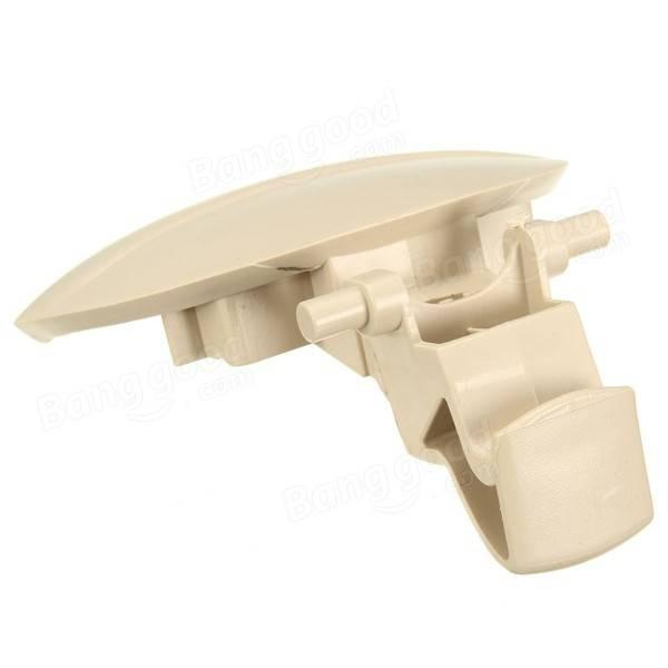 Glove Box Handle Compartment Repair Fix Replacement Beige For Citroen C4 Nylon