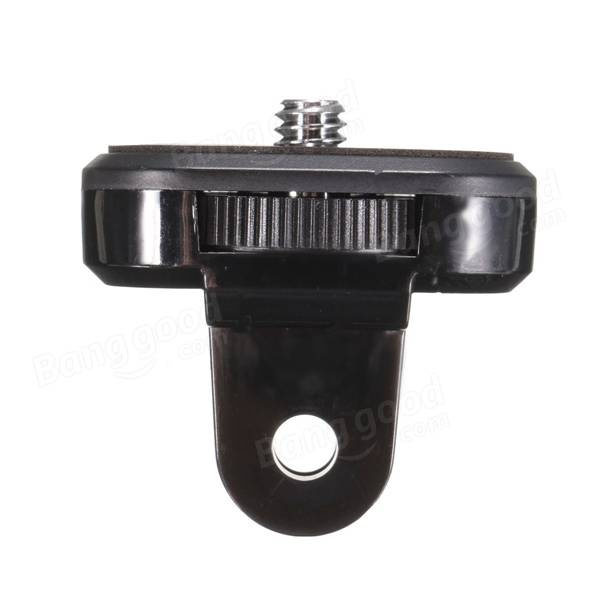 Tripod Mount Adapter Mount to 1/4 inch Thread for Sony Action Cam Camera GoPro Xiaomi Yi