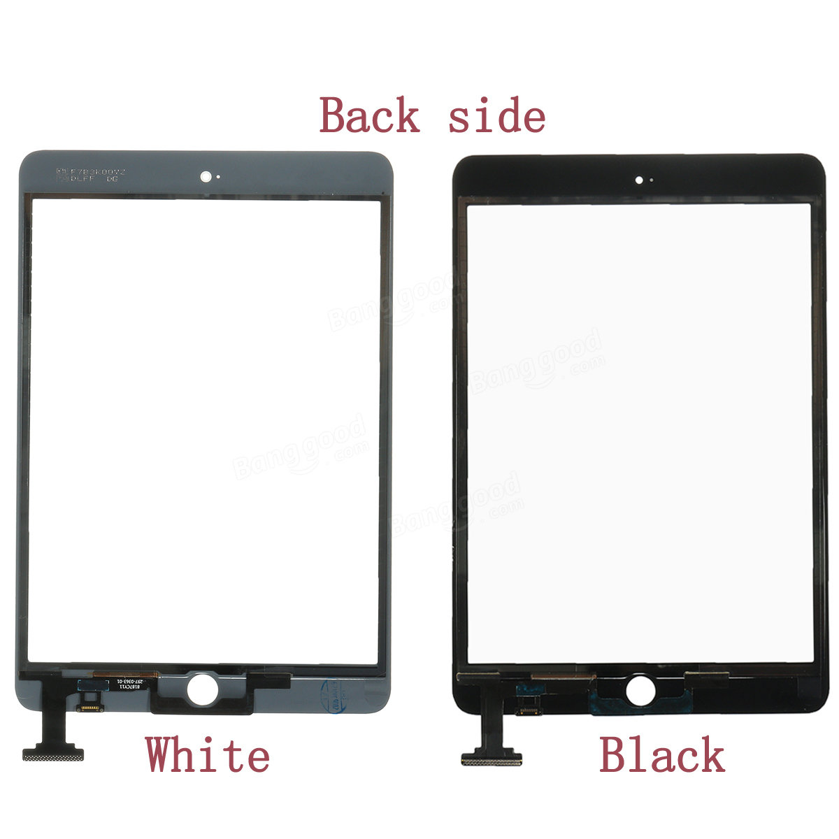 Touch Screen Digitizer Display Replacement Repair Tools For iPad Mini 1/2