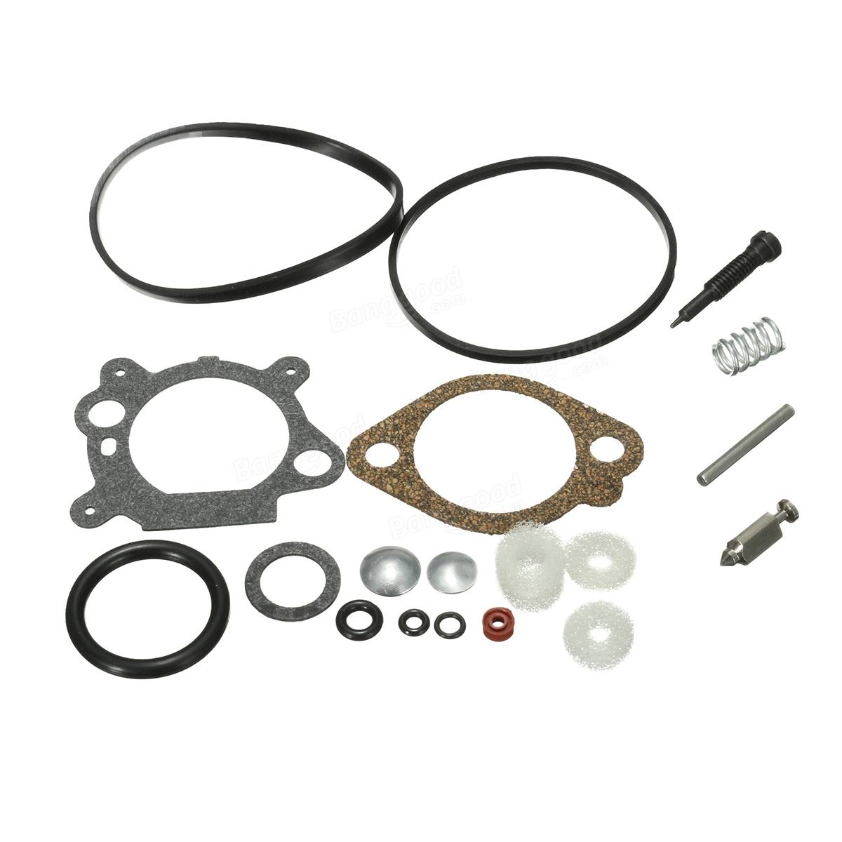 Carb Carburetor Rebuild Repair Kit For Briggs & Stratton 492495 493762 498260