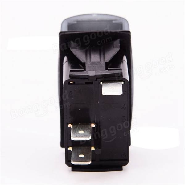 Laser Engraving Switch Reset Horn Control for Car RV Yacht