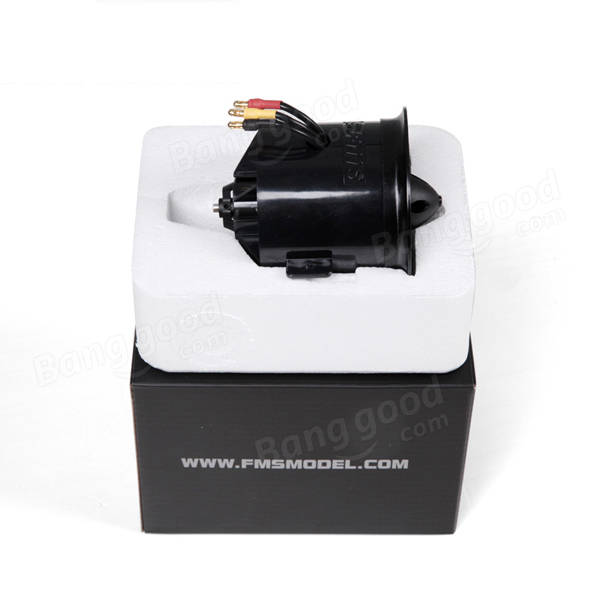 FMS 70mm 4S 8 Blades Ducted Fan EDF Unit With 2845 3000KV Brushless Outrunner Motor