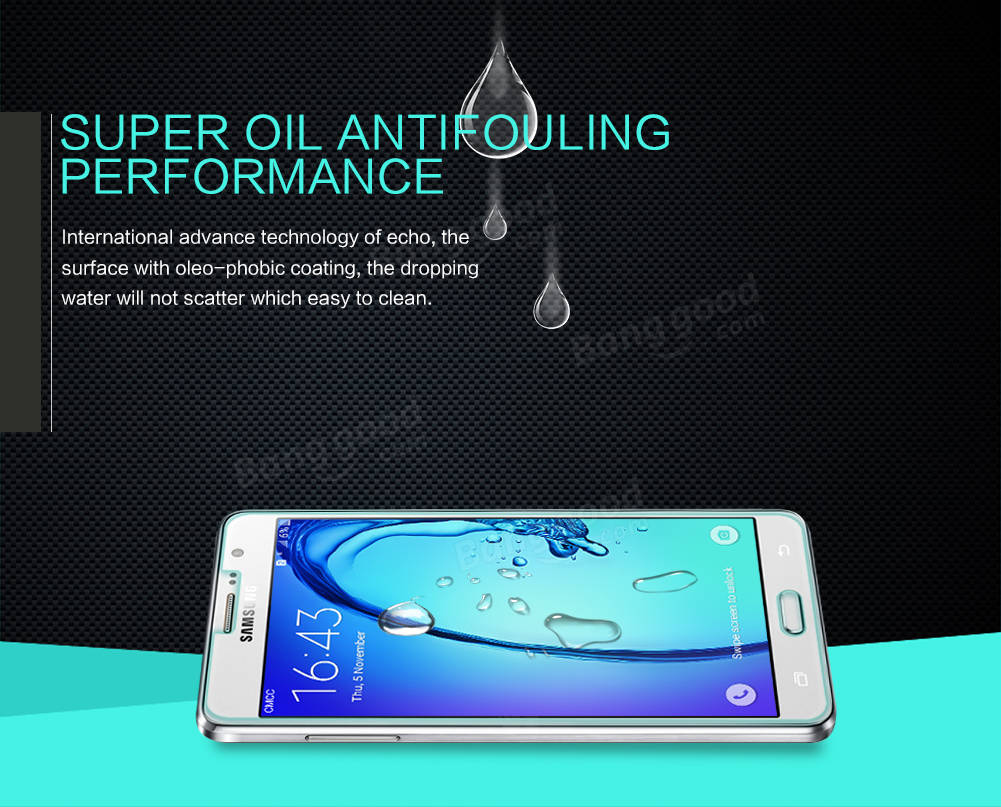 NILLKIN H+ Anti-Explosion Tempered Glass Screen Protector Film for Samsung Galaxy ON7