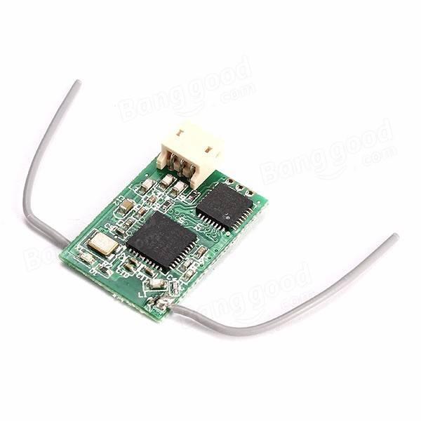 Redcon 2.4G DSM2 DSMX Satellite Receiver For JR Spektrum transmitter