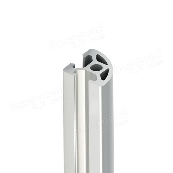 Machifit 500mm Length 2020R Aluminum Profiles Extrusion Frame for CNC