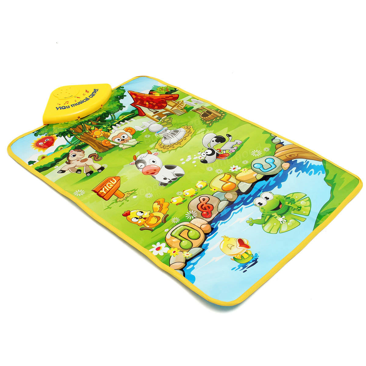 Baby Children Farm Animal Music Sound Touch Play Singing