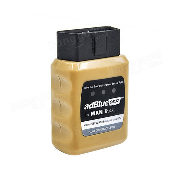 Emulator for RENAULT Trucks Plug and Drive Ready Device by OBD2 AdblueOBD2