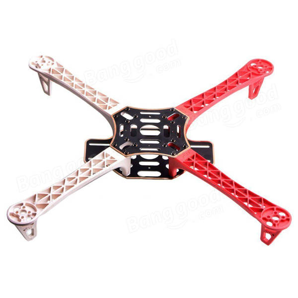 HJ450 450mm Quadcopter RC Drone FPV Racing Frame Kit with PCB Board