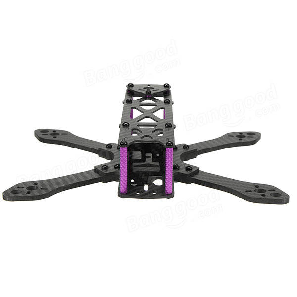 Anniversary Special Edition Martian 215 215mm Carbon Fiber RC Drone FPV Racing Frame Kit 136g