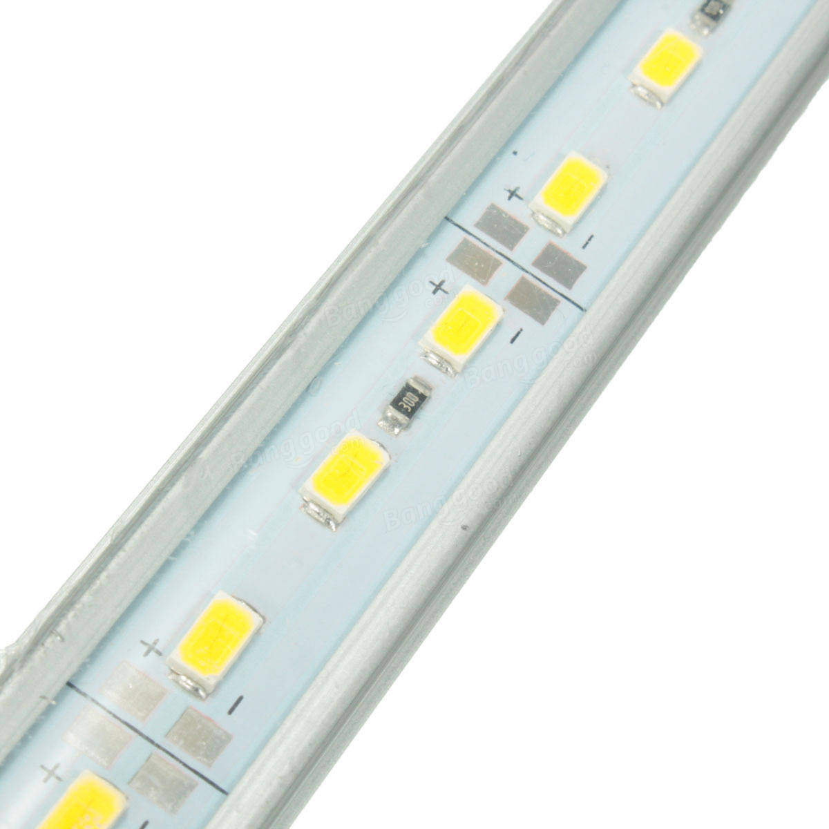 12v 40cm car clear led 5630 smd interior strip light bar van caravan fish tank sale. Black Bedroom Furniture Sets. Home Design Ideas