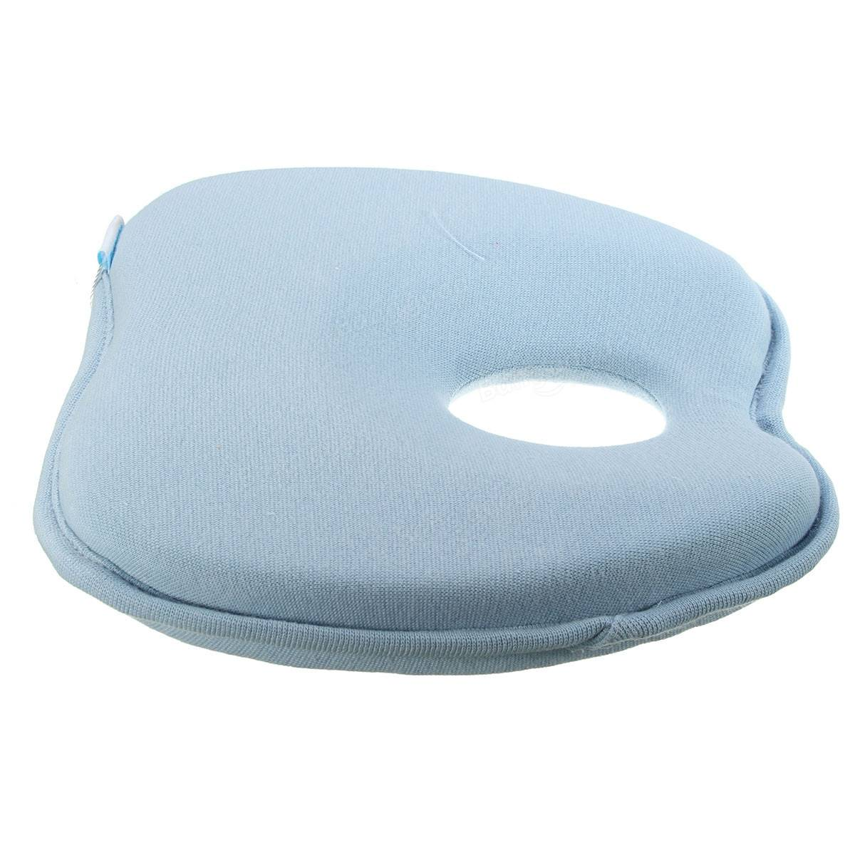 Baby Infant Cotton Pillow Sleep Positioner Head Rest