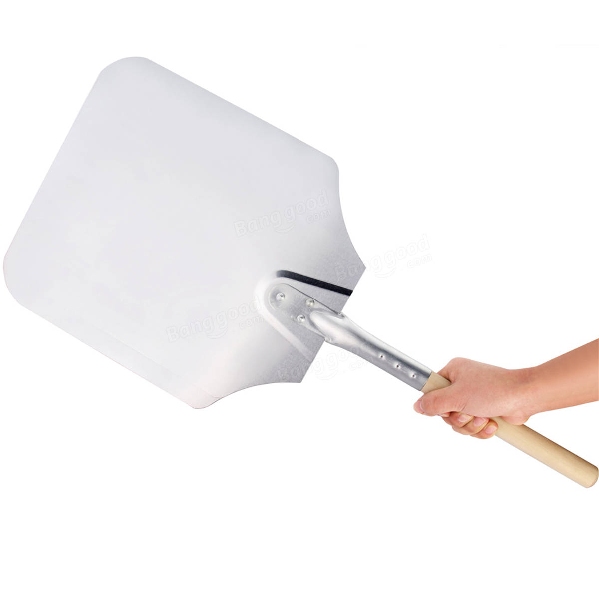 Proffesional Aluminium Alloy Shovel Pizza Shovel Cheese Shovel Knife Spatula Baking Tool