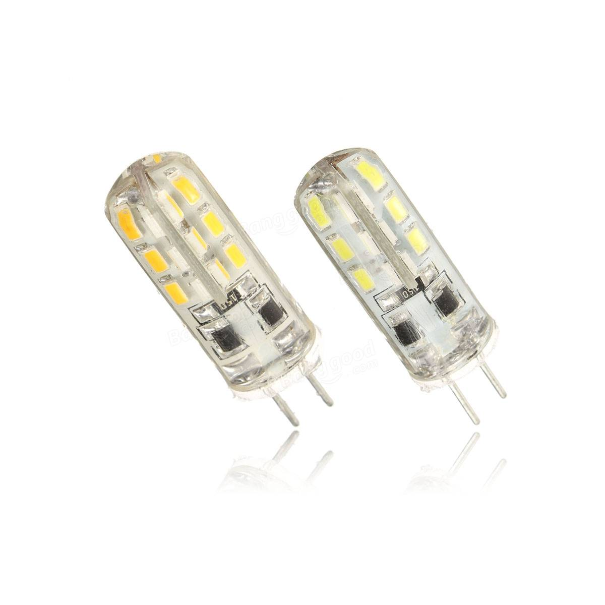 zx g4 1 5w 24 smd 3014 led silica cold white warm white. Black Bedroom Furniture Sets. Home Design Ideas