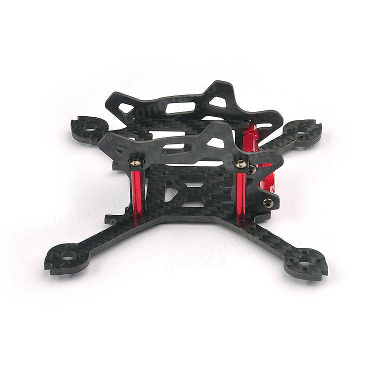 Eachine Firer 110 110MM Micro Brushless FPV Multirotor Racing Frame RC Drone 19.5g 3K Carbon Fiber