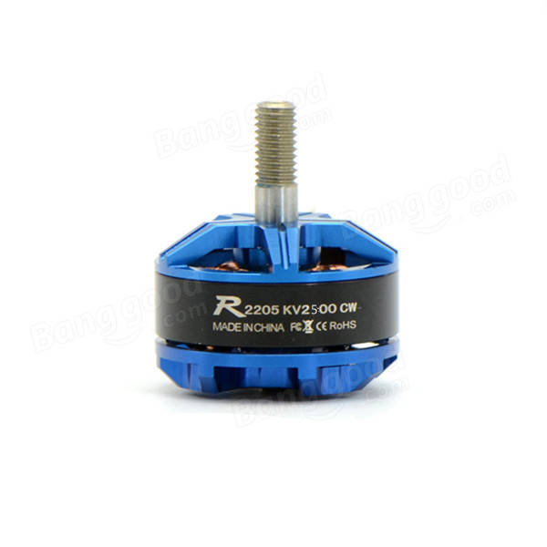 Sunnysky R2205 2300KV 2500KV 3-4S Racing Edition Brushless Motor CW CCW for RC FPV Racing Drone