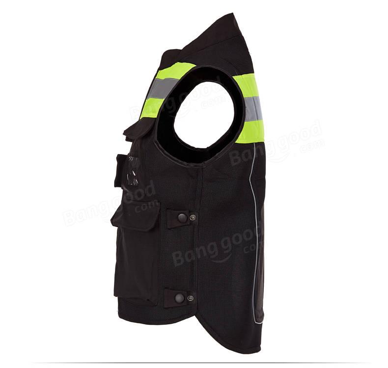 Motorcycle Racing Vest Protector Body Armour Reflective Jackets Pro-biker JK34