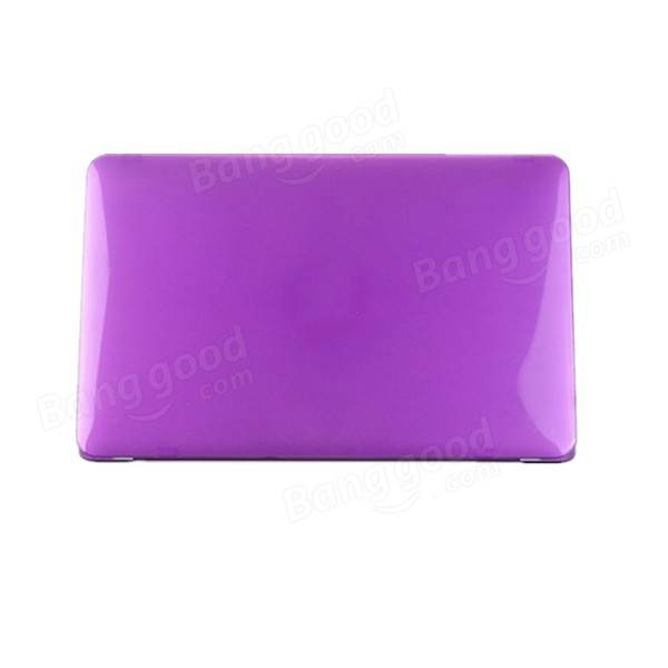Fashionable Slim Plastic Hard Cover Crystal Case For Apple MacBook Retina 13.3 Inch