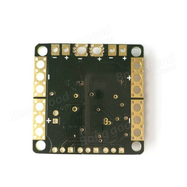 CC3D NAZE32 F3 Power Distribution Board PDB With Filter BEC Output 5V 12V 3A for QAV250