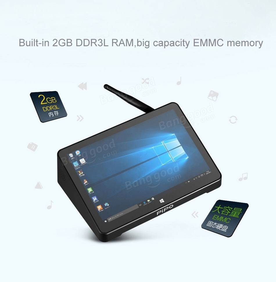pipo x9 intel z3736f quad core 8 9 inch dual boot mini pc tv box tablet sale sold out. Black Bedroom Furniture Sets. Home Design Ideas