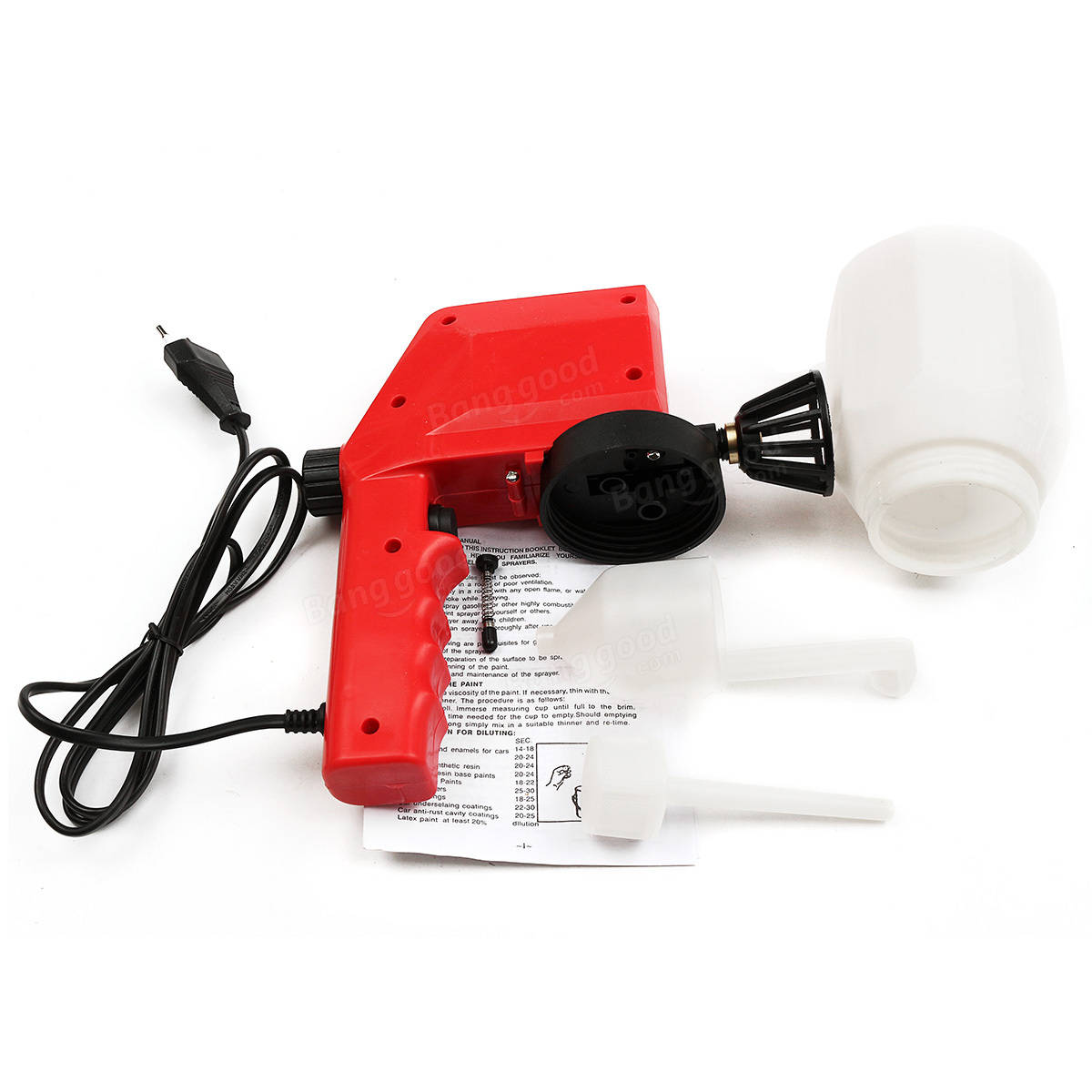 Electric Spray Paint Gun For Fencing