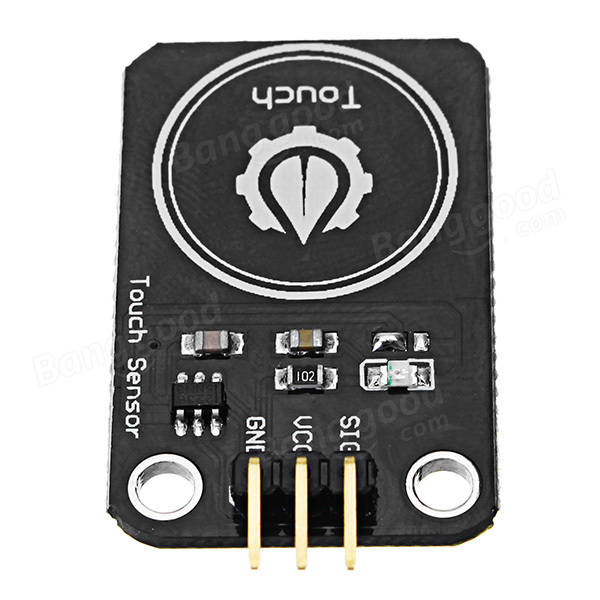 Touch Sensor Touch Switch Board Direct Type Module Electronic Building Blocks For Arduino