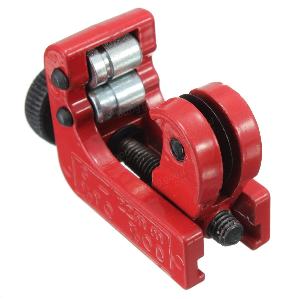 Mini Tube Cutter Slice Copper Aluminum Tubing Pipe Cutting Tool 3-22mm 1/8inch-7/8inch ...