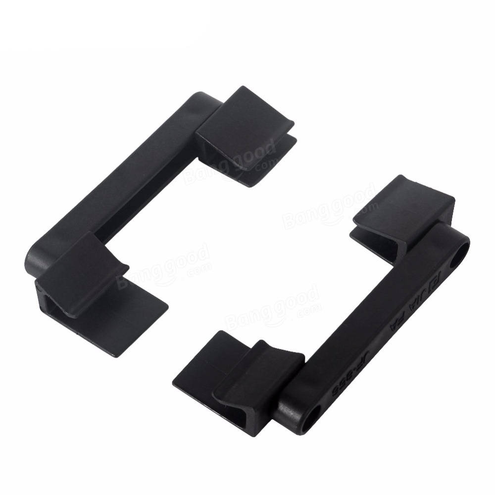2Pcs Adjustable Phone Stand Holder LCD Screen Fastening Clamp Clips for iPhone 8 7 6s 6 Plus Repair Work Tools