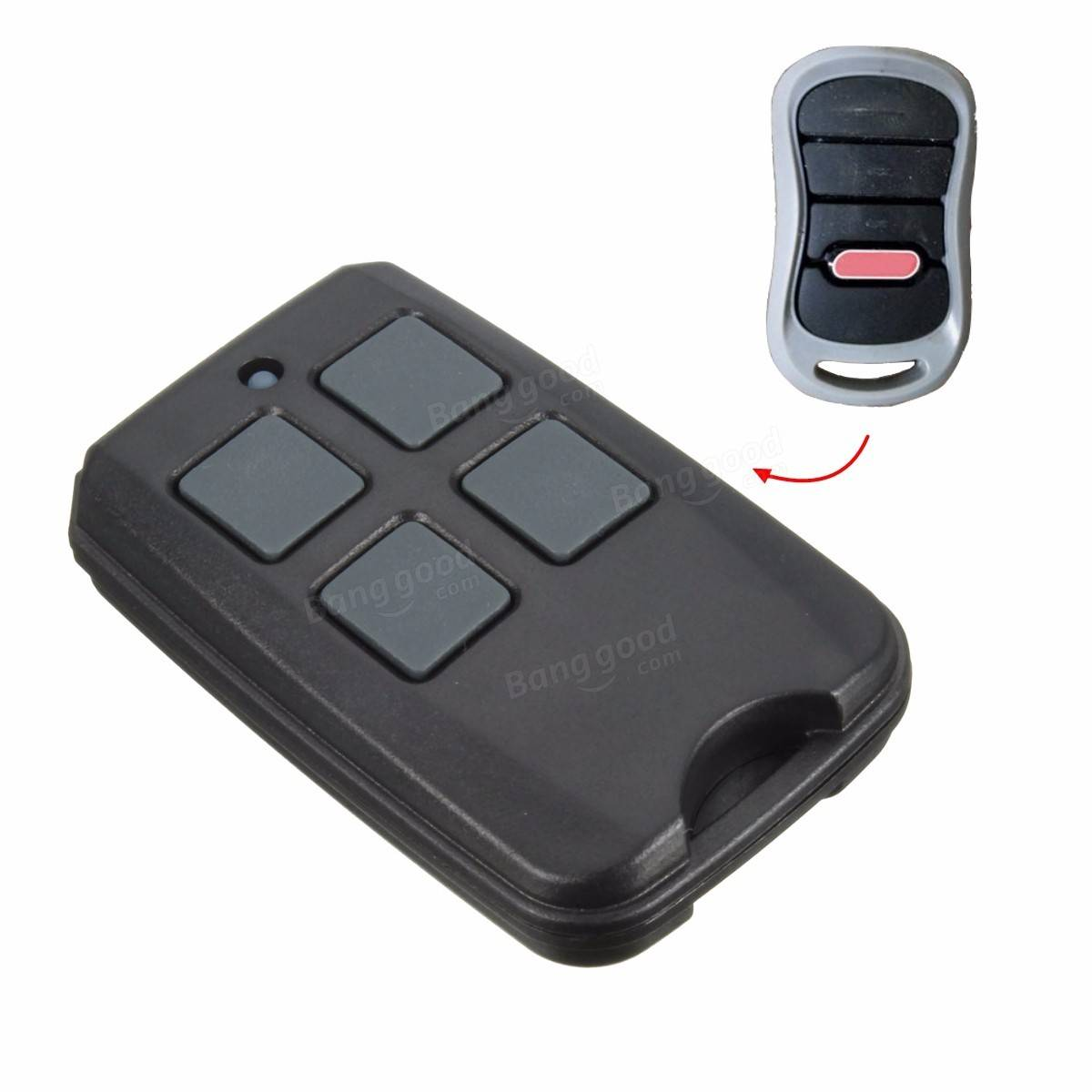 4 Button 315 390mhz Garage Gate Remote Control For G3t Bx