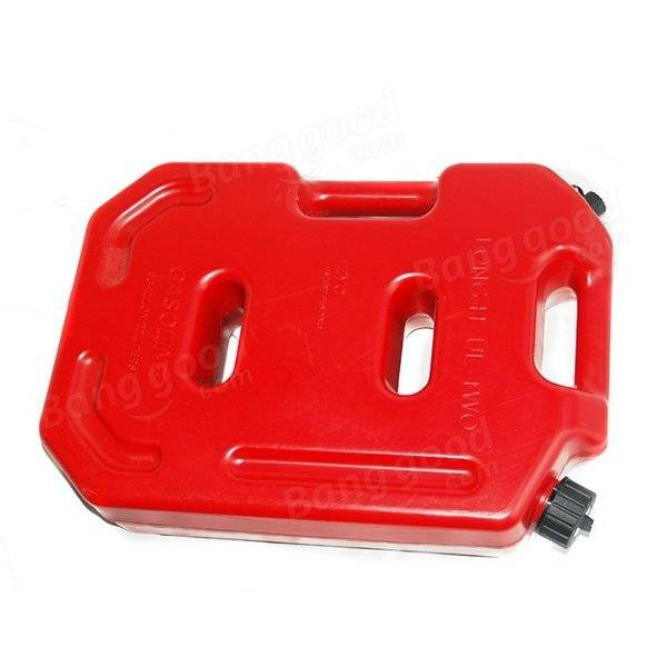 3L/5L/10L Gasoline Diesel Fuel Tank Can For Offroad Car ATV Motorcycle Tricycle For Long-Haul