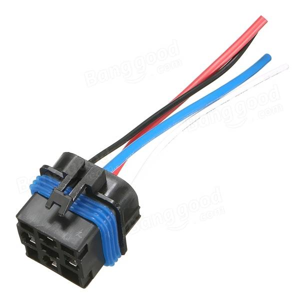 4pin Car Auto Relay Waterproof Holder Integrated 12V 40A