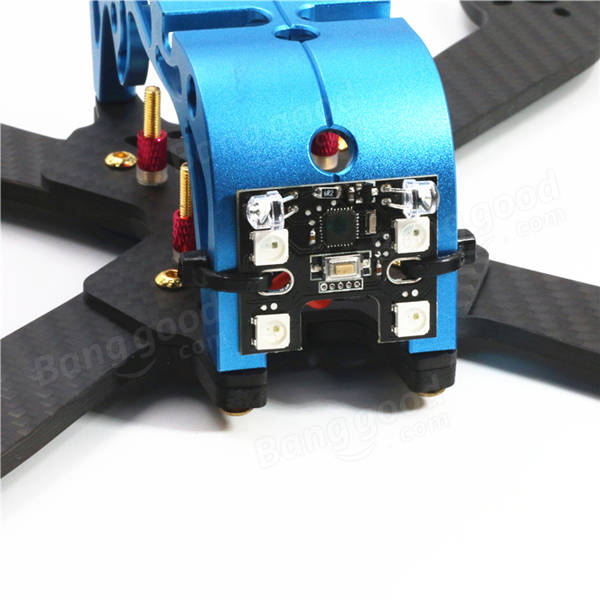 Infrared Timer WS2812 Tail Light Integrated 2A BEC For RC Drone FPV Racing Multi Rotor