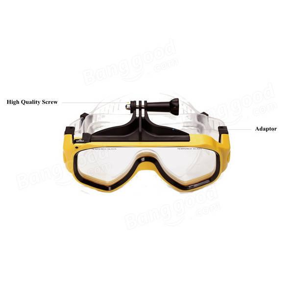 Original Diving Glasses Goggles for Xiaomi Yi Action Sport Camera