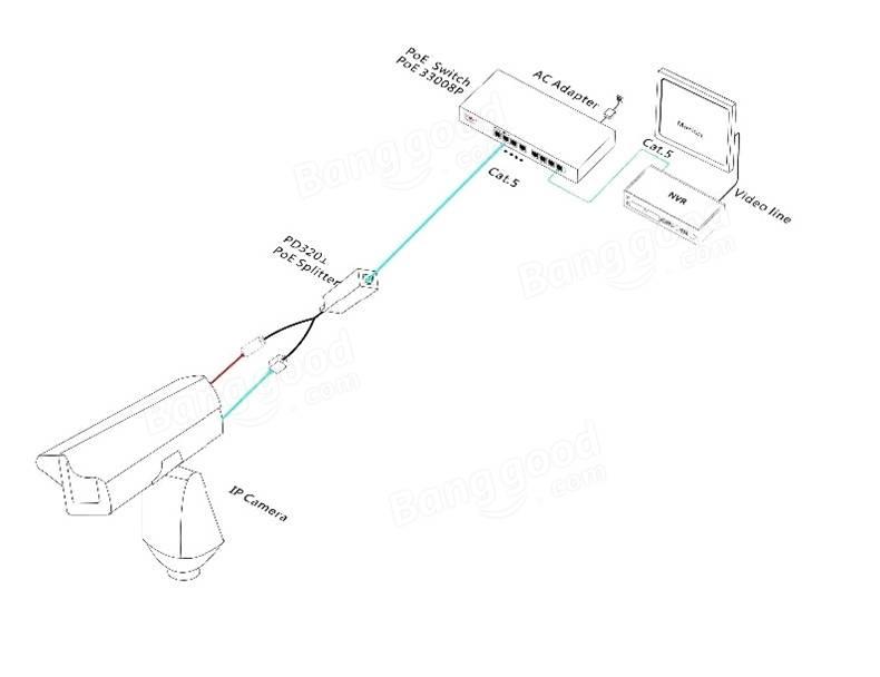full hd 1080p cctv 4 canali nvr 8 canali per onvif telecamera ip h 264 videoregistratore di rete